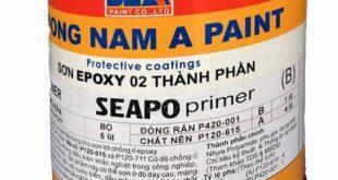 Sơn Epoxy 2 Thành Phần Seapo Đông Nam Á